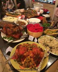 my thanksgiving experience sweet spicy recipes
