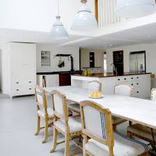 Kitchen Diner Tables by Kitchen Diner Ideas For Easy Living Ideal Home