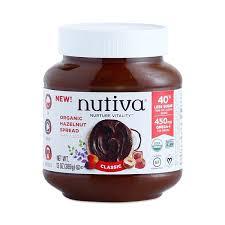 organic hazelnut spread by nutiva thrive market