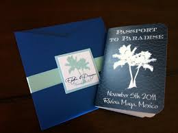 wedding invitations canada passport wedding invitations canada wally designs
