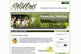 us native plants the wild ones natural landscapers ltd multiple website