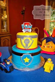 life songs of a busy mom paw patrol birthday party