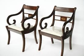 Table And Benches For Sale Furniture Extraordinary Duncan Phyfe Chairs Design With Antique