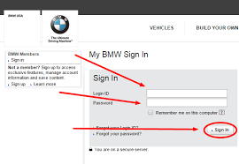 my account bmw bmwusa com mybmw my bmw usa login paynow