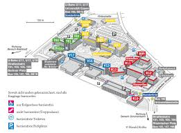 Und Campus Map Campus Map