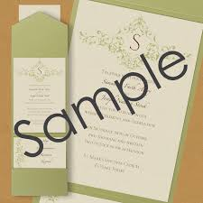 free wedding invitation sles vintage pocket wedding invitations sle flamingo