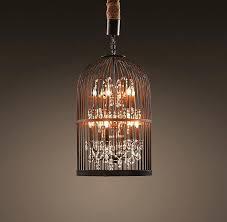 birdcage chandelier shabby chic u2013 eimat co