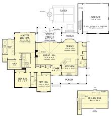 house plans on the drawing board concept plan 1348