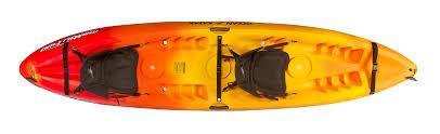 Ocean Kayak Comfort Plus Seat Malibu Two Ocean Kayak