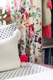 Large Print Curtains Best 25 Floral Curtains Ideas On Pinterest Printed Curtains