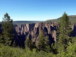 black canyon of the gunnison national park hawkebackpacking com