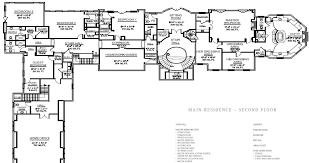mansions floor plans floorplans homes of the rich
