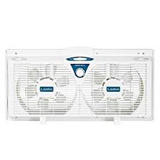 electrically reversible twin window fan amazon com lasko 2138 8 inch electrically reversible twin window