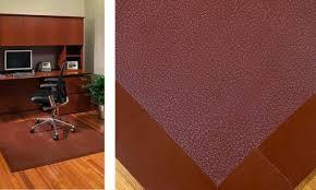 Hardwood Floor Mat Popular Hardwood Floor Chair Mat With Bamboo Chair Mat Office