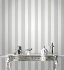 Black And White Striped Wallpaper by Glitterati White And Silver Wallpaper Grahambrownuk