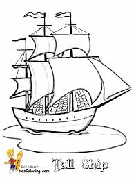 ships coloring pages funycoloring