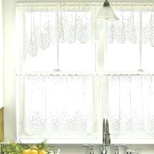Kitchen Curtains Ikea Kitchen Curtains Sheer Solid Kitchen Curtain Available In Colors