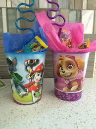 party favors ideas best 25 paw patrol party favors ideas on puppy patrol