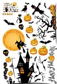 halloween pumpkin sticker kids promotion shop for promotional