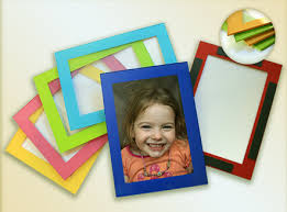 fridgi tough magnetic picture frames for 6 4 5 7 pictures