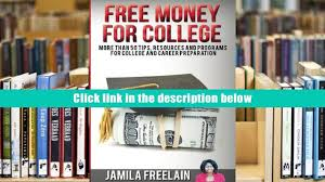 pdf free money for college more than 50 tips resources and