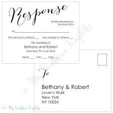 wordings vintage postcard wedding invitation templates plus free