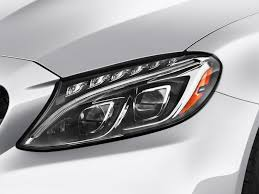 mercedes s class headlights image 2017 mercedes benz c class amg c63 s sedan headlight size