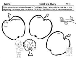 freebie the giving tree a common unit sle by teach me