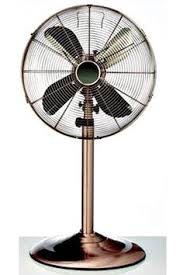 old fashioned electric fan get that old fashioned feel in your room with this retro stand fan