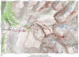 National Geographic Topo Maps Topo Map Mount Evans