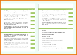 free menu templates download mexican png scope of work template