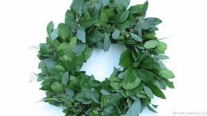 fresh wreaths fresh premium everring wreath by pacific garland pacific garland llc