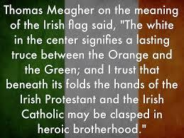 Orange Flag Meaning Ireland By Lisa Fuqua