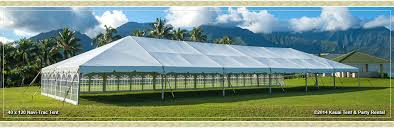 party tent rentals prices kauai tent rentals kauai tent party rental wedding tents