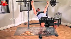 Workout Weight Bench Weight Bench At Home Home Chest Workout Flat Bench Youtube