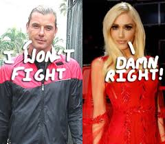 gavin rossdale ready to move on after gwen stefani gwen stefani comes out on top of divorce agreement with gavin