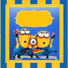 Minions Invitation Card Despicable Me 2 Free Printable Kit Is It For Parties Is It