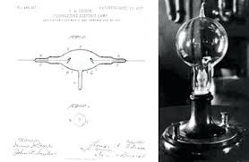 when was light bulb invented when was the light bulb invented left fluorescent l patent no