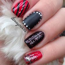 26 best i heart red nail designs images on pinterest make up