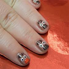 christmas nail art designs for kids christmas nail art designs