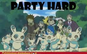 Party Hard Memes - dizzy dizzy dizzy yeah pokémemes pokémon pokémon go
