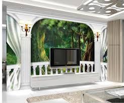 Cheap Wall Murals by Online Get Cheap Wall Murals Balcony Aliexpress Com Alibaba Group