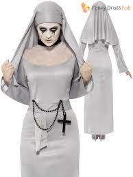 nun halloween costume ladies halloween white ghost mother