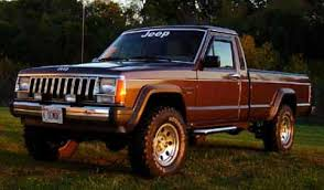 1985 jeep comanche 1986 jeep comanche review
