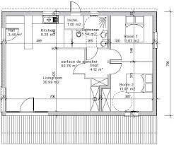 plan maison cuisine ouverte plan cuisine ouverte sur salon on hsite sur du salon avec cuisine