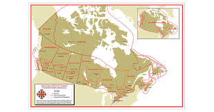 map of canada by province map of dioceses and provinces of the anglican church of canada
