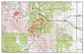 Colorado Springs Trail Map by Pagosa Springs Hiking Trails A Runner U0027s Story