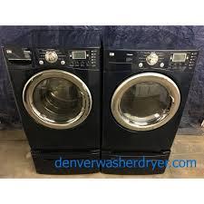 Front Load Washer With Pedestal Front Load Denver U0027s Best Appliance Store