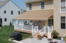 Retractable Awning For Deck Retractable Awnings John L Dipanni Inc