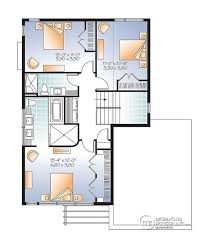 4 bedroom open floor plans house plan w3456 v1 detail from drummondhouseplans com